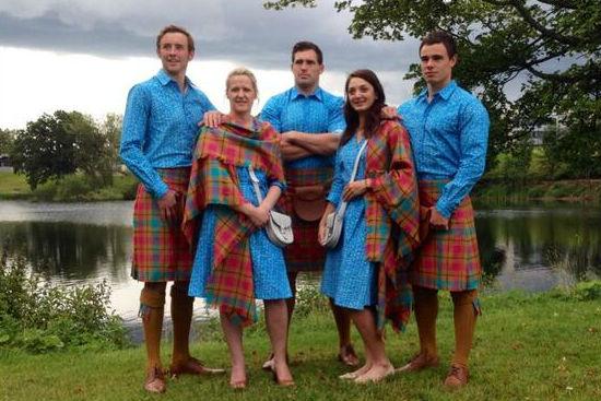 team-scotland-parade