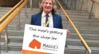 David Torrance, the SNP MSP for Kirkcaldy is having his hair cut in aid of Maggie's Centre Fife and hopes to raise £1,000 to support their work. He has been […]