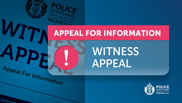 Police Scotland is appealing for information after a 23-year-old man died in a one-car collision on the A92 between Bankhead and Redhouse on the evening of Thursday, 6 August, 2020. […]