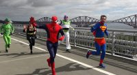 The Duloch Spiderman, aka Dave Roper is running between the Sick Kids Hospital in Edinburgh and the Sick Kids Hospital in Glasgow for charity. The total distance is 49 miles […]